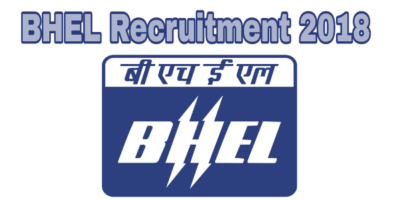 BHEL Diploma Apprentice Recruitment 2018