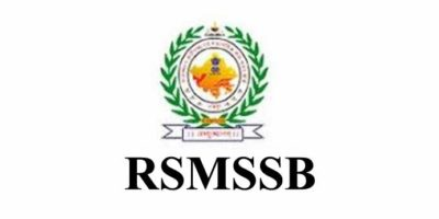 RSMSSB NTT Teacher Recruitment 2018